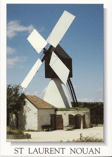 Moulin Cavier Nouan sur Loire