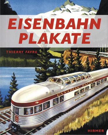 Fachbuch: Eisenbahnplakate