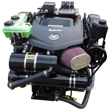 Marine Power engines service manual PDF