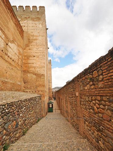 アルカサバの城砦