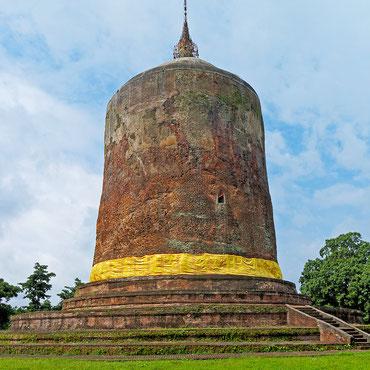 世界遺産「ピュー古代都市群(ミャンマー)」、シュリクシェトラのボーボージー・パヤー