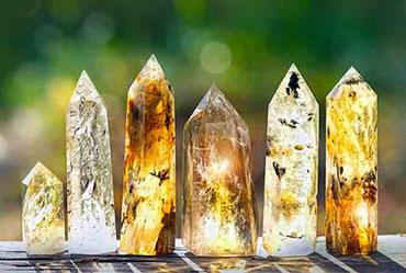 Se connecter à l'énergie minérale - Boutique de minéraux - casa bien-être -