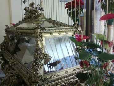 Urna di S. Maria Maddalena de' Pazzi