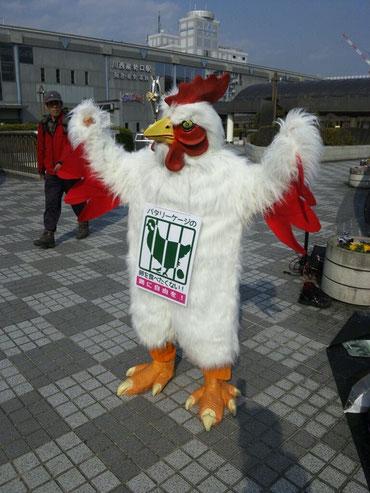 兵庫県 川西市で啓発活動
