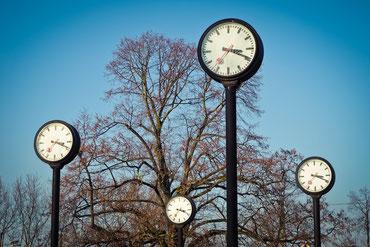 Clock Park Düsseldorf