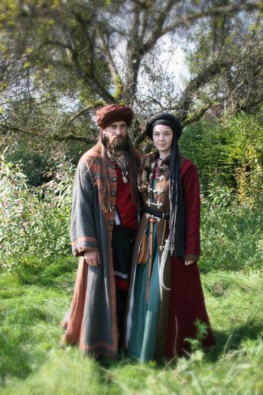 Der Zigeunerbaron Alex und die Baronin Regina