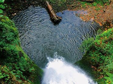 Wasser ist das Symbol für Weiblichkeit