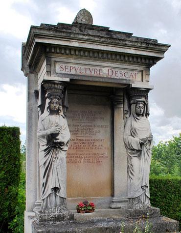 Au cimetière du Petit-Saint-Jean- Amiens