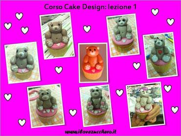 Corso Cake Design Roma Groupalia : Programma Corso Livello 1 Colli Aniene - Ilovezucchero ...