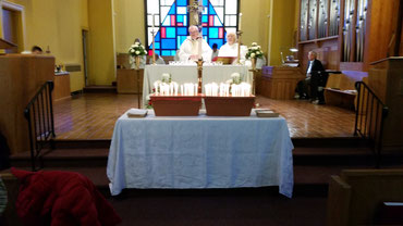All Saints Sunday 2014