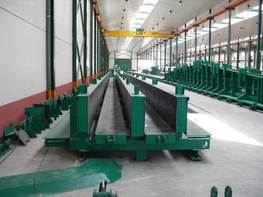 Molde para pilares de hormigón