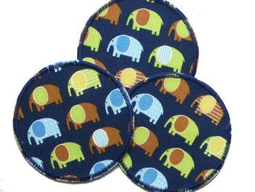 Elefant Aufnäher Patch Bügelbild Flicken