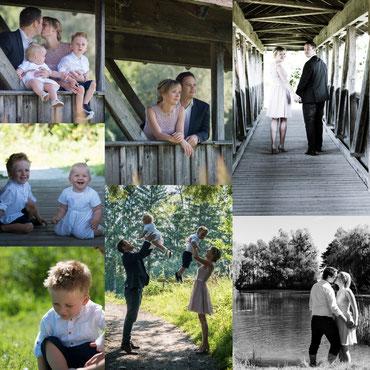 Familienfotos / Taufen