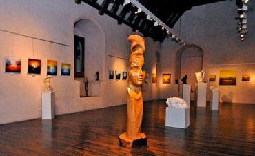 exposition alain besse, serge sallan 2013