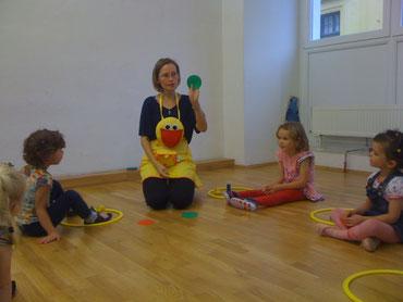 Arbeiten mit dem Entenland mit Irina Kuhn