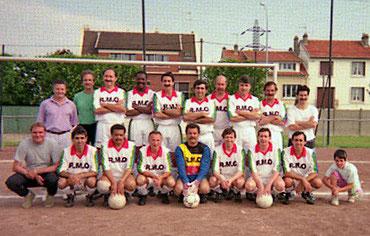 Saison 1991 / 1992
