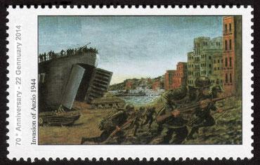 Bozza della cartolina Qsl Commemorativa