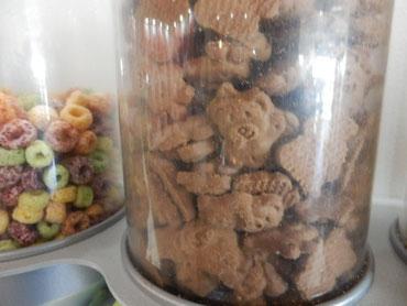 3年前goldcoastで見つけたクマクッキーを発見!