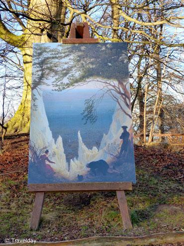 Rügen - Gemälde von Caspar David Friedrich