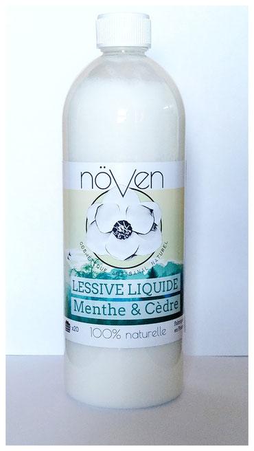 lessive liquide lavande naturelle produits naturel