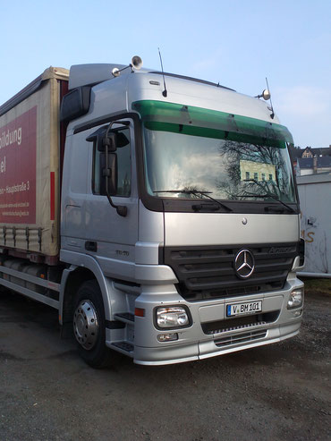 LKW MB Actros 04/2014