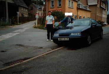 Opel Calibra 16V 11/1992