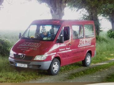MB Sprinter 09/2003