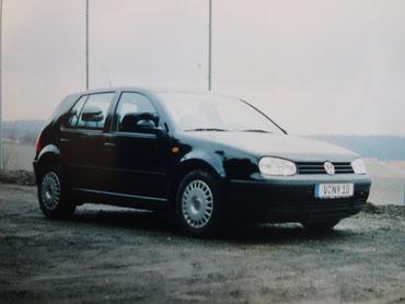 VW Golf 1998