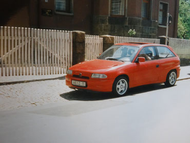 Opel Astra 01/1992