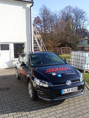 VW Golf 11/2012