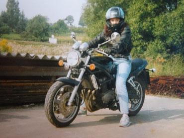 Suzuki Bandit 400 10/1994