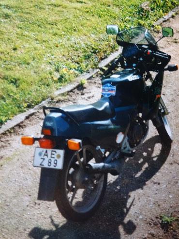 Suzuki RG 80 1993