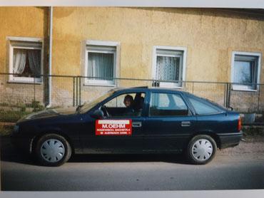 Opel Vectra 03/1991