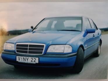 MB C-Klasse 10/1996