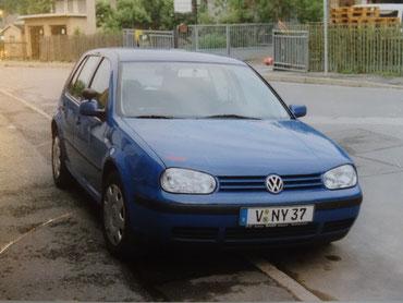VW Golf 07/2000