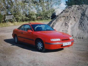 Opel Calibra 07/1991