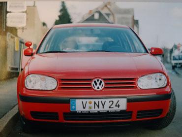 VW Golf V-NY24  07/2002