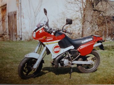 Cagiva Super City 07/1994