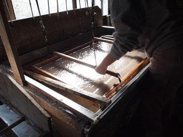 手漉き和紙