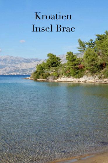 Kroatien Urlaub: Reisetipps für die Insel Brac mit Zlatni Rat.
