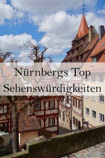 Top Sehenswürdigkeiten in Nürnberg