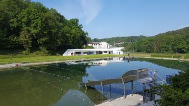 Schwimmbad Otterberg, Naturschwimmbad