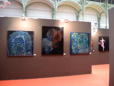 ART en capital 2013 - Grand palais, Paris.