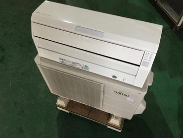 FUJITSUルームエアコン12年製