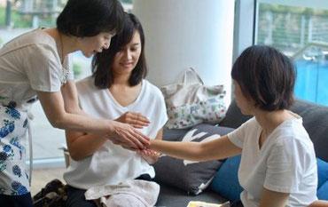 札幌市南区であとりえ柚子香では、ハンドトリートメント講座を開催しています。