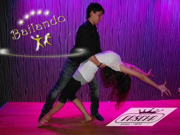 Tanzschule Bailando, Juni 2012