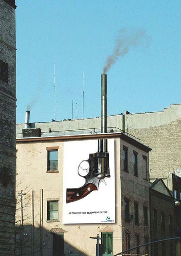 大気汚染が毎年6万人の尊い命が!