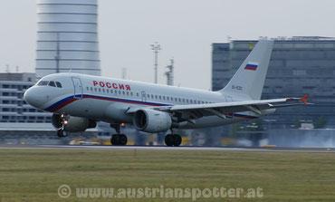 Rossiya *** A 319-112 *** EI-EZC