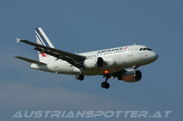 Air France *** A 318-111 *** F-GUGN