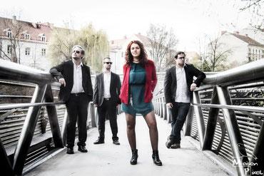 Werkstatt Murberg, Konzert: Eva Moreno Group, Samstag 31. Oktober 2015, 20:00 Uhr
